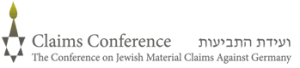 Logo Jewish Claims Conference